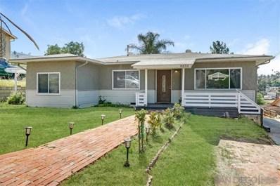 8850 Gardena Way, Lakeside, CA 92040 - #: 190021369