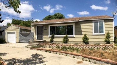 7040 Central Ave, Lemon Grove, CA 91945 - MLS#: 190021441