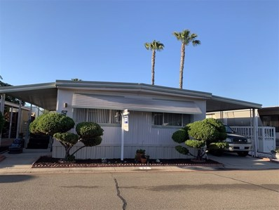 8301 Mission Gorge Rd UNIT 57, Santee, CA 92071 - MLS#: 190021485