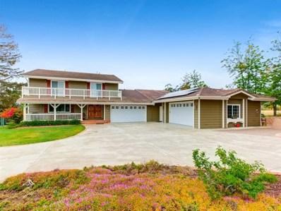 1184 Capra Way, Fallbrook, CA 92028 - MLS#: 190021553