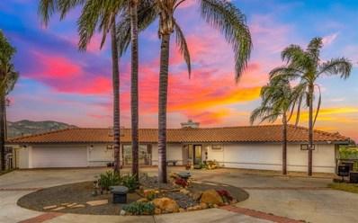 11965 Ericas Way, Lakeside, CA 92040 - MLS#: 190021560