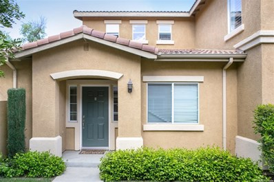 39656 Columbia Union Drive UNIT A, Murrieta, CA 92563 - MLS#: 190021566