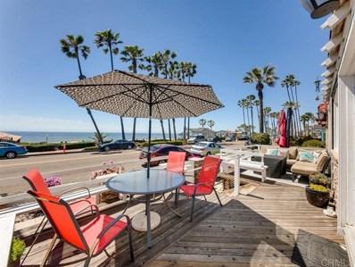 308 S Pacific St, Oceanside, CA 92054 - MLS#: 190022070