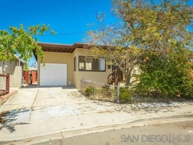 4122 Sycamore Dr, San Diego, CA 92105 - MLS#: 190022071