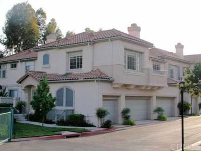 12480 Heatherton UNIT 24, San Diego, CA 92128 - MLS#: 190022717