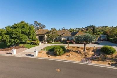 13075 Old Winery Road, Poway, CA 92064 - MLS#: 190022923