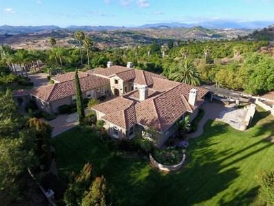 6181 Villa Flora, Bonsall, CA 92003 - MLS#: 190023126