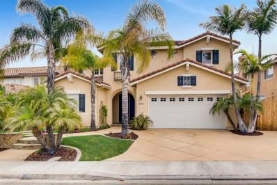 8082 Via Panacea, San Diego, CA 92129 - MLS#: 190023266