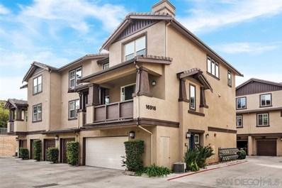 16916 Hutchins Landing UNIT 80, San Diego, CA 92127 - MLS#: 190023660
