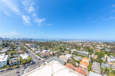 3535 1st Ave UNIT 4A, San Diego, CA 92103 - MLS#: 190023866