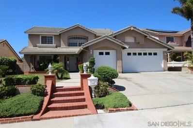 3802 Carnegie Dr, Oceanside, CA 92056 - MLS#: 190024500