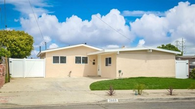 3669 Mount Everest Blvd., San Diego, CA 92111 - MLS#: 190025027