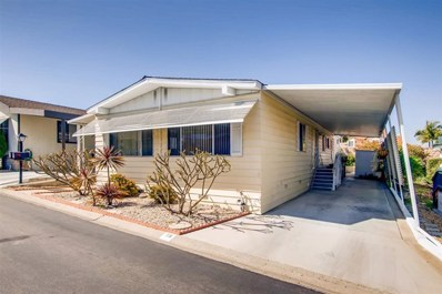 3535 Linda Vista Dr UNIT Spc 58, San Marcos, CA 92078 - MLS#: 190025286