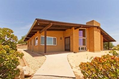 411 S Yucca Rd, Fallbrook, CA 92028 - MLS#: 190025855