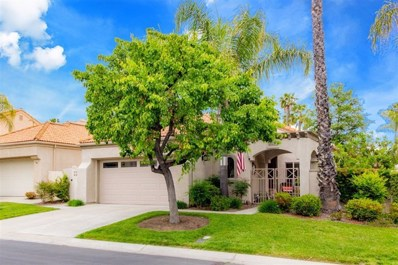 40452 Via Siena, Murrieta, CA 92562 - MLS#: 190026165
