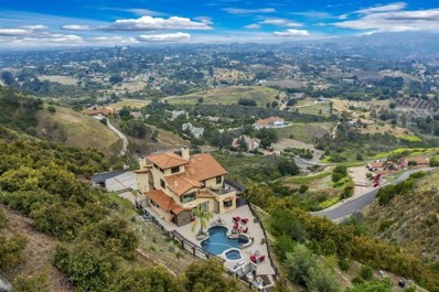 3223 Red Mountain Heights Dr, Fallbrook, CA 92028 - MLS#: 190026450