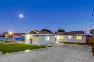 127 Oxford St, Chula Vista, CA 91911 - MLS#: 190027369