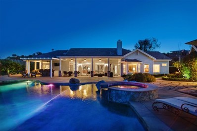 982 River Oaks Ln, Fallbrook, CA 92028 - MLS#: 190027890