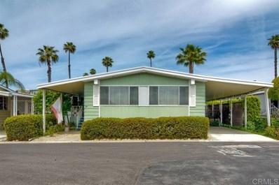 650 S Rancho Santa Fe Rd. UNIT 29, San Marcos, CA 92078 - MLS#: 190028153