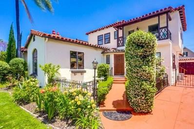 4555 El Cerrito Dr, San Diego, CA 92115 - #: 190028271