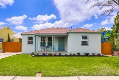 4314 Corinth Street, San Diego, CA 92115 - #: 190028727