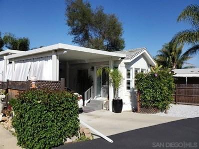 3909 Reche Road UNIT 180, Fallbrook, CA 92028 - MLS#: 190029198