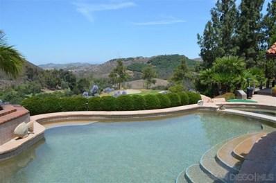 29590 Vista Valley Dr, Bonsall, CA 92084 - MLS#: 190029390