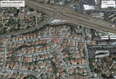 3598 Quail View St, Spring Valley, CA 91977 - MLS#: 190029573