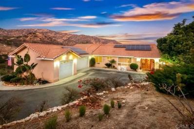 1552 Mountain view rd, El Cajon, CA 92021 - MLS#: 190029715