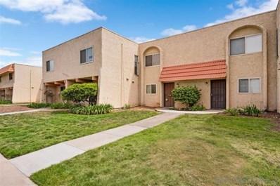 6831 Alvarado Rd UNIT 4, San Diego, CA 92120 - MLS#: 190030752
