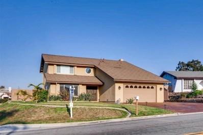 5843 Central, Bonita, CA 91902 - MLS#: 190031485