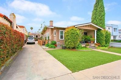 4346 Utah, San Diego, CA 92104 - MLS#: 190031643