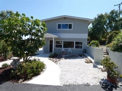 2591 Gum Tree Lane, Fallbrook, CA 92028 - MLS#: 190031881