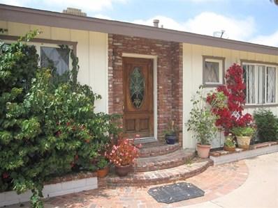 427 Ocean View Dr., Vista, CA 92084 - MLS#: 190032116