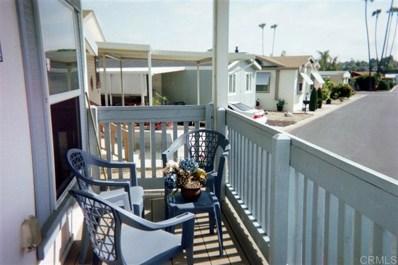 1600 E Vista Way UNIT 39, Vista, CA 92084 - MLS#: 190032321