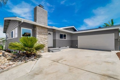 6243 Rancho Hills Dr, San Diego, CA 92139 - MLS#: 190032361