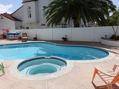 4922 Amador Drive, Oceanside, CA 92056 - MLS#: 190033844