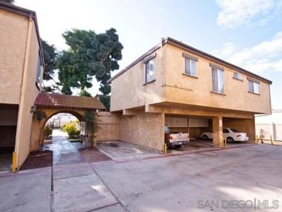 565 Moss St UNIT 16, Chula Vista, CA 91911 - MLS#: 190033942