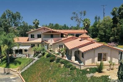 1709 Monserate Way, Fallbrook, CA 92028 - MLS#: 190034053