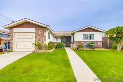 1523 Ionian Street, San Diego, CA 92154 - MLS#: 190034205