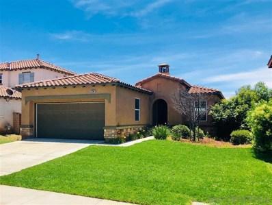 25941 Via Elegante, Moreno Valley, CA 92551 - MLS#: 190034422