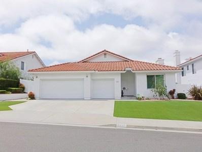 4972 Lassen Drive, Oceanside, CA 92056 - MLS#: 190034473