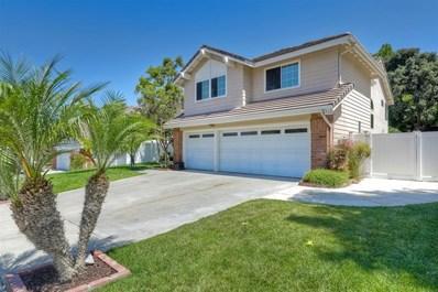 362 Moonstone Bay Dr, Oceanside, CA 92057 - MLS#: 190034504