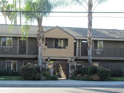 800 N Mollison UNIT 45, El Cajon, CA 92021 - MLS#: 190034753
