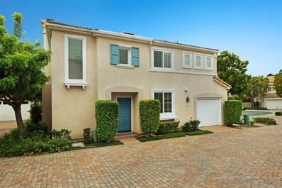 11229 Carmel Creek Road UNIT 1, San Diego, CA 92130 - MLS#: 190035386
