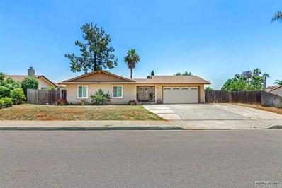 1111 Sheridan Ave, Escondido, CA 92027 - MLS#: 190035676