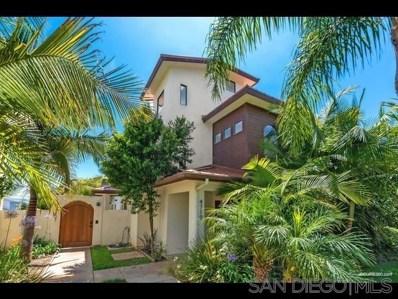 4719 Coronado Ave, San Diego, CA 92107 - MLS#: 190035847