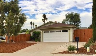 1160 Conway Dr, Escondido, CA 92027 - MLS#: 190035881