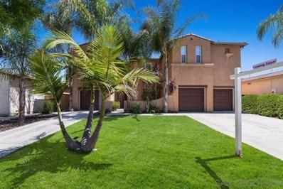 383 CAMINO CARTA, San Marcos, CA 92078 - MLS#: 190035925