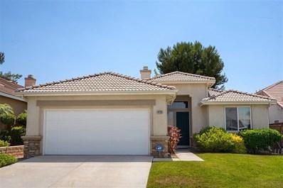 14735 San Jacinto Drive, Moreno Valley, CA 92555 - MLS#: 190036342